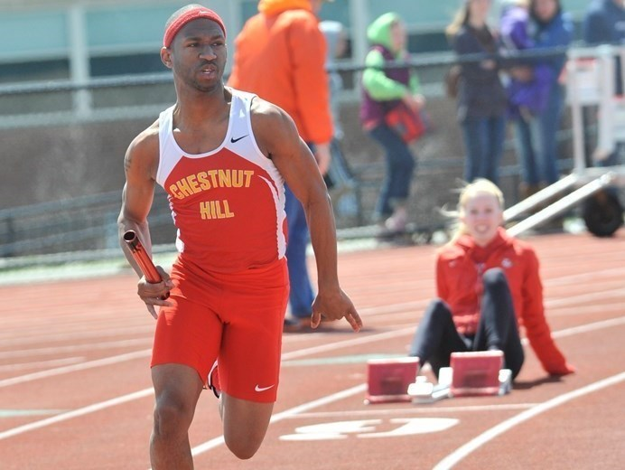 Martines Leads Scarlet and Gold Success At St  Joseph's